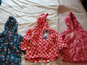 18-24-Months-Gilet-Light-Coat-Raincoat-Minnie-Mouse-Peppa-Pig-Upsy-Daisy