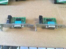 HP eSATA Port Adapter 2 Brkt 628541-001 New FH966AA Standard /& LOw Profile Brkt