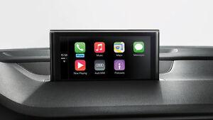 genuine audi smartphone interface retrofit q2 a6 a7 q7 r8. Black Bedroom Furniture Sets. Home Design Ideas