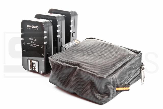 Strobius Case YN-622-003 Case for triggers, YN-603, for accessories