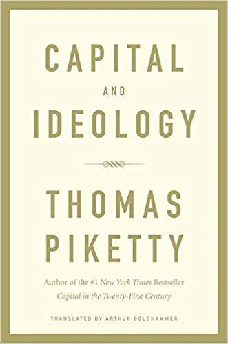 Capital and Ideology by Thomas Piketty (2020. Digital)