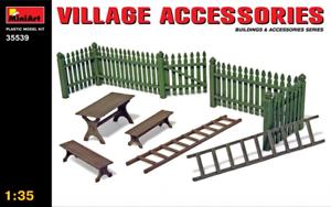 Miniart-1-35-Village-Accessories