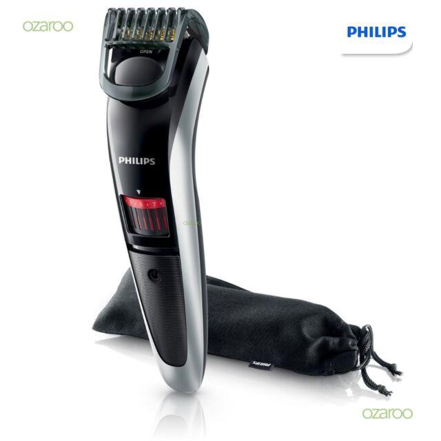 Philips Serie 3000 QT4013/23 Herren Wiederaufladbare Kabellose Bart