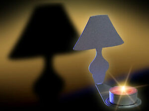 Dark lamp shadow tea light candle holder shade 01uk ebay image is loading dark lamp shadow tea light candle holder shade mozeypictures Gallery