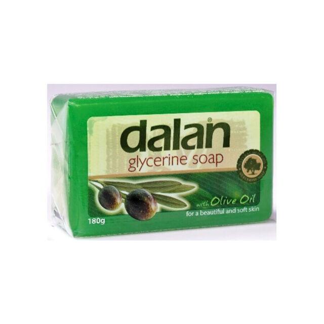 Dalan d'Olive Organic Glycerin Olive Oil Soap Bar eczema psoriasis dry skin