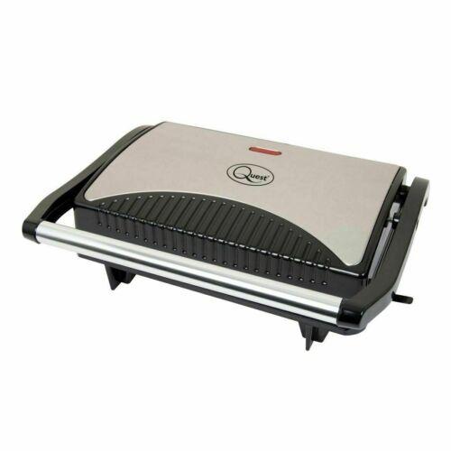 2 fentes Panini Press Toasté Sandwich Maker et Multi Usage Santé Grill 700 W