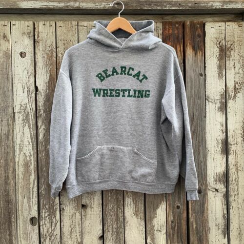 Vintage 70s Bearcat Wrestling By Russell Athletic… - image 1