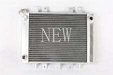 Aluminum radiator for KAWASAKI 4X4i BRUTE FORCE 650 2006-2010 / 750 2005-2007