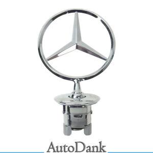 Mercedes-W211-S211-W212-S212-W221-W222-W204-S204-Stern-Emblem