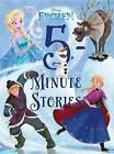 5-Minute Frozen Stories by Disney Book Group (Hardback, 2015)