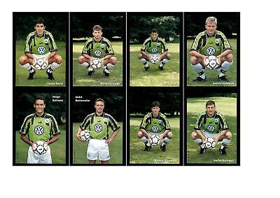 Karten Wolfsburg