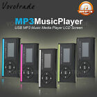 Mini USB MP3 Music Media Player Lecteur LCD Screen Support 32GB Micro SD TF Card