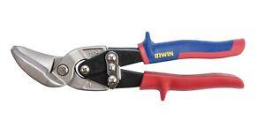 Irwin-Pro-Snip-Aviation-Metal-Cutters-Snips-Left-Hand