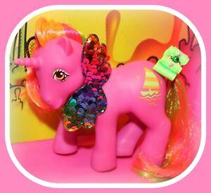 My-Little-Pony-MLP-G1-Vtg-Tropical-Ponies-Hula-Hula-Sail-away-Unicorn