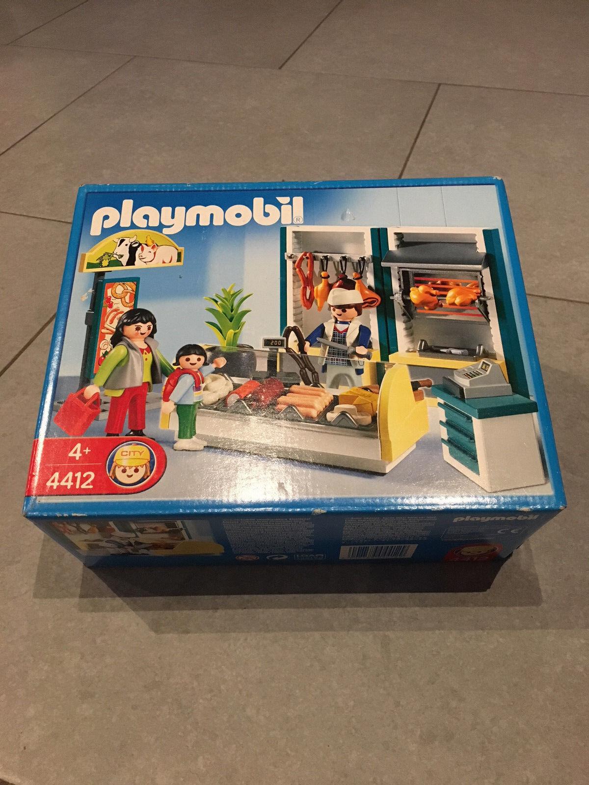 Playmobil Metzgerei 4412 NEU ungeöffnet 2004
