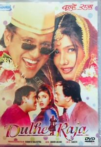 Dulhe Raja Govinda Raveena Tandon Bollywood Movie Dvd All