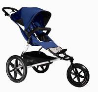 Mountain Buggy 2014 Terrain Single Stroller In Navy Brand