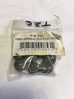 1pc SWISHER Zero Turn PART # TR125  Chain New Old Stock T