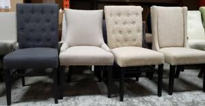 Fabric n Leather Dining Chairs Wholesale Warehouse Sale in Mississauga Toronto (GTA) Preview
