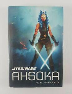 Star-Wars-Clone-Wars-Ahsoka-Tano-E-K-Johnston-Hardcover-HC-Book-2016
