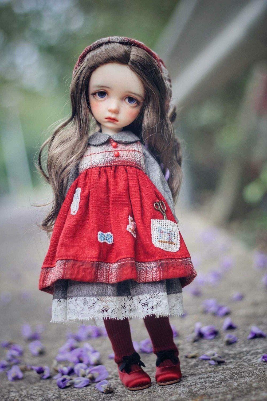 Muñeca recast BJD 1 6BJD doll - imda free eye Coloreee dollfie manga anime cute