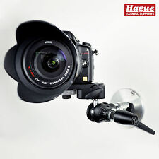 Hague WB2 Wall/Ceiling DSLR Camera Mount Bracket with Double Ball Tilt Head
