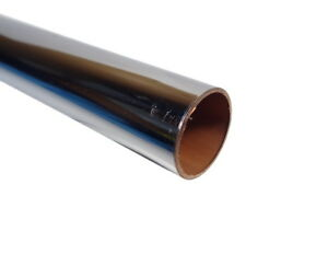 Tube 15mm Copper Pipe 100mm - 500mm Lengths Available