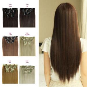 Korean-Fashion-Long-Curly-straight-Cosplay-Party-Women-Girl-Kawaii-Hair-Full-Wig