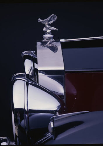 Art print POSTER Canvas Rolls Royce