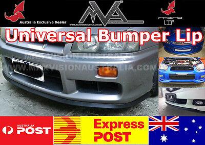 RHINO LIP Bumper Spoiler Splitter Nissan Skyline R31 R32 R33 R34 R35