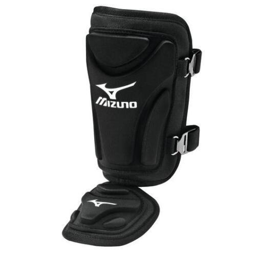 Mizuno Adult Batter/'s Ankle Guard Baseball Softball Black 380149