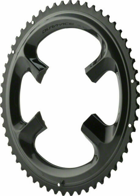 Shimano DURA ACE FC-R9100 Outer//Inner Chainrings 50T /& 34T Genuine NIB