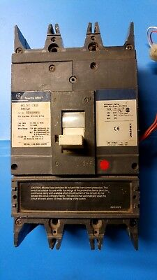 GE SPECTRA RMS MOLDED CASE SWITCH 600 AMP 3 POLE  SGDA36AN0600