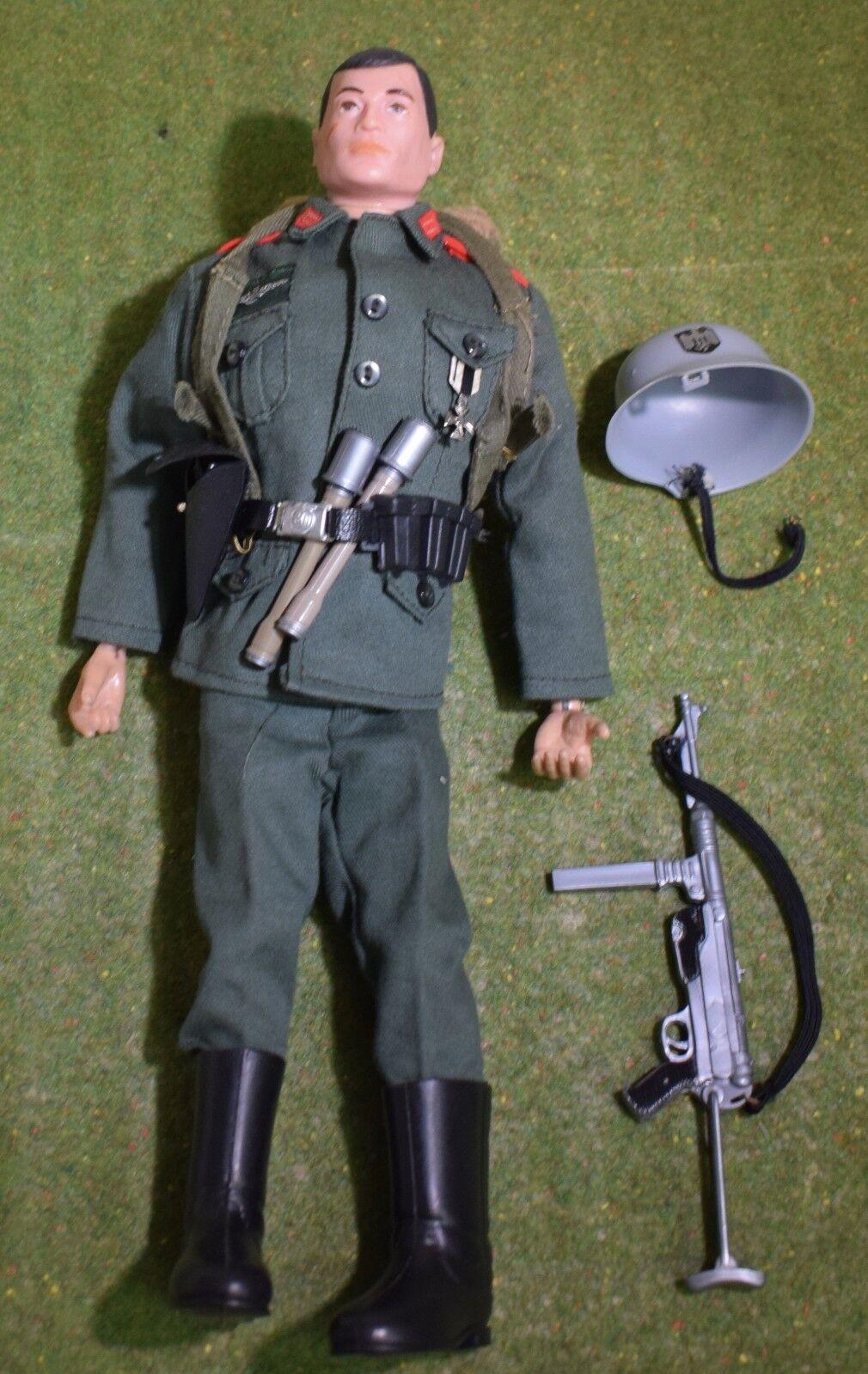 ORIGINALE VINTAGE ACTION MAN Loose tedesco Stormtrooper - 200