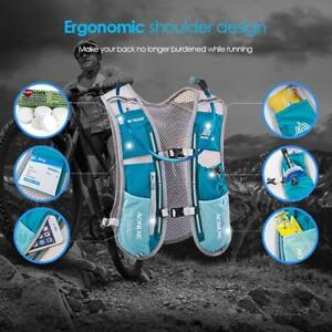 d3fd562f7b Image is loading AONIJIE-5L-Bicycle-Bag-Running-Backpack-Outdoor-Sports-