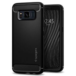 Galaxy-S8-Active-Spigen-Rugged-Armor-Hybrid-Shockproof-Slim-TPU-Cover-Case