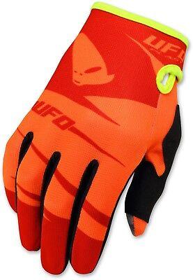 XX Large Orange UFO 2017 MX Enduro BMX Revolt Gloves