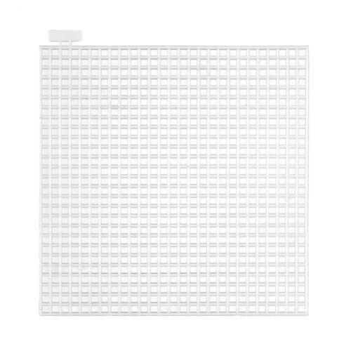 50x Plastic Canvas Square 50 Sewing Craft Tool Hobby Art UK Bulk Filoro