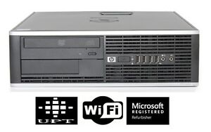 HP-Desktop-Computer-6000-8000-Windows-7-Pro-Intel-Core-2-Duo-3GHz-4GB-WIFI