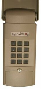 digi code dc5200 wireless fully programmable keypad ebay. Black Bedroom Furniture Sets. Home Design Ideas