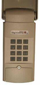 digi code dc5200 wireless fully programmable keypad ebay. Black Bedroom Furniture Sets. Home Design Ideas