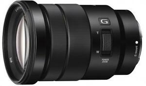 orig. Sony SEL 18-105 G OSS PZ F/4G + 50€ Cashback ! vom Fachhändler ! 18-105mm