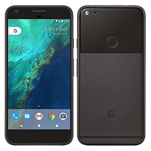 Google Pixel - 32GB - Schwarz (Ohne Simlock) Smartphone