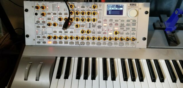 Korg Radias Keyboard Synthesizer