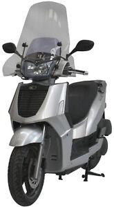 2535//A FABBRI Parabrezza Attacchi per Aprilia Sportcity Cube 125 2008 2009 2010