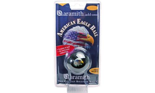 "Aramtih American Eagle No.8 Ball For American Pool 2 1//4/"" 57mm"