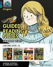 Project X Origins Graphic Texts: Dark Blue Book Band, Oxford Level 16: Guided Reading Notes: Dark blue book band, Oxford level 16 by Lindsay Pickton, Christine Chen (Paperback, 2016)