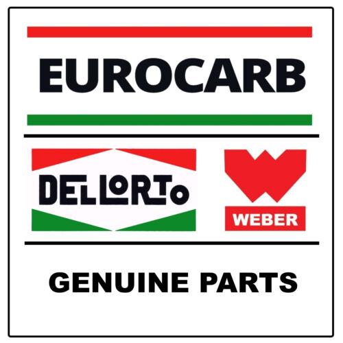 Dellorto DRLA aluminuim choke mechanism blanking plate kit Volkswagen bus bug