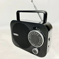 New GPX Portable Tabletop AM//FM Radio w// Antenna AUX-IN Headphone Jack AC//DC