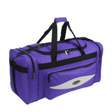 3ce05a983389 Colourful High Quality Lightweight Holdall Duffle Cargo Travel Cabin Gym Bag